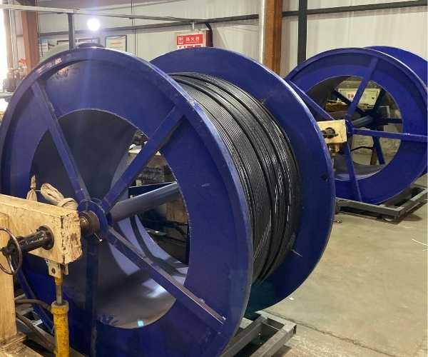 hydraulic hose production line