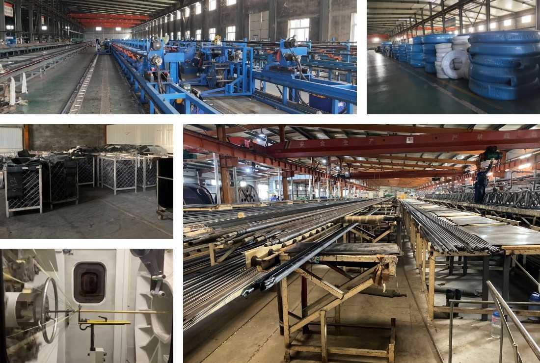 techoses factory tour