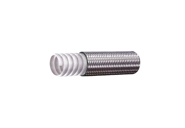 corrugated teflon hose