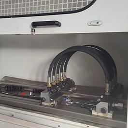 hydraulic hose pulse testing