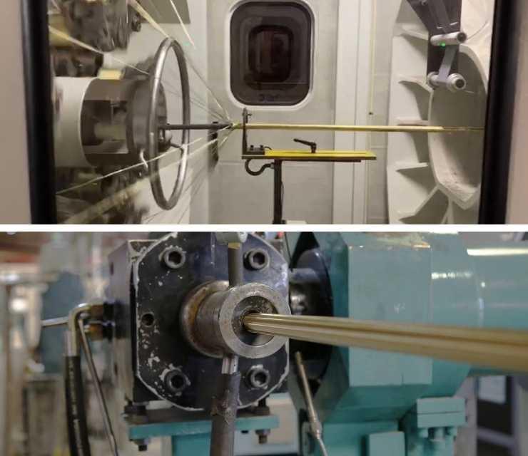 hyraulic hose production line